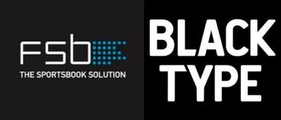 fsb black type logo
