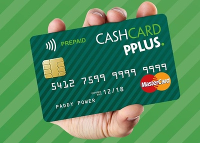 paddy power pplus card