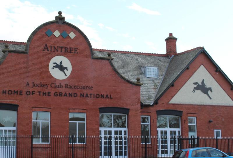 grand national old entrance
