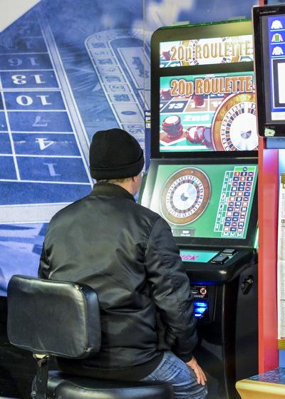 man fixed odds terminal